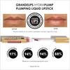 Grande Lips HydraPlump Liquid Lipstick Semi-Matte - Metallic