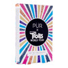 PÜR Trolls World Tour Top of the Charts Face Trio + Lip Gloss Kit