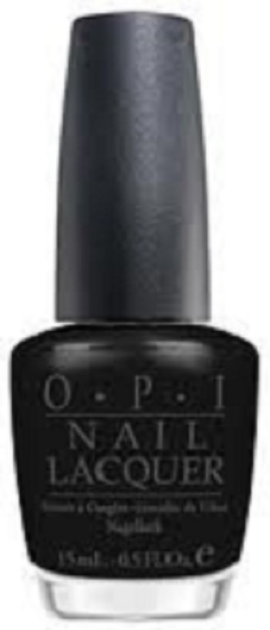 OPI Nail Polish - Black Onyx - beautystoredepot.com