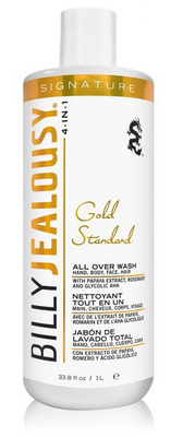 Billy Jealousy Gold Standard 4-in-1 All Over Wash