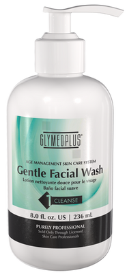 GlyMed Plus Age Management Gentle Facial Wash