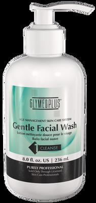 GlyMed Plus Age Management Gentle Facial Wash 8 oz