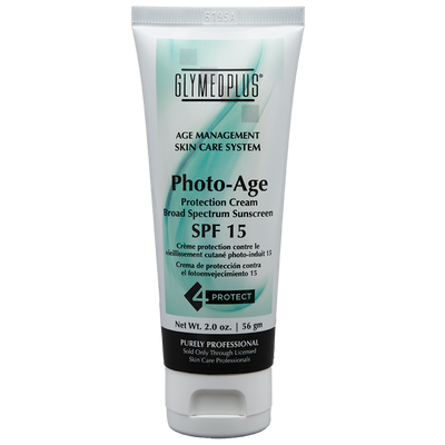 GlyMed Plus Age Management Photo-Age Protection Cream 15