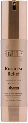 GlyMed Plus Cell Science Rosacea Relief New Packaging