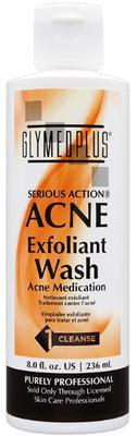 GlyMed Plus Serious Action Exfoliant Wash