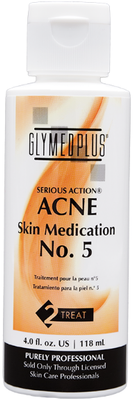 GlyMed Plus Serious Action Skin Medication No. 5