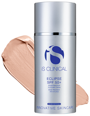 iS Clinical Eclipse SPF 50 Sunscreen - PerfecTint Beige 3.5 oz