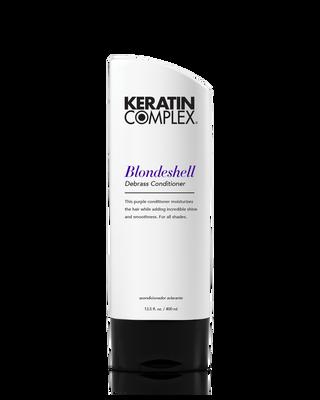 Keratin Complex Debrass Blondeshell Conditioner - 13.5 oz
