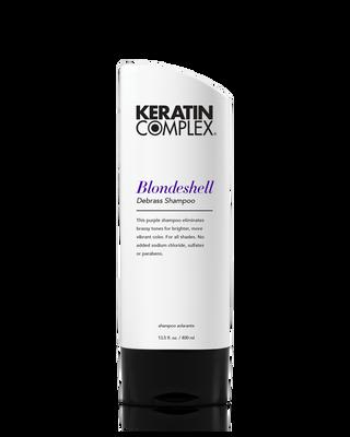 Keratin Complex Debrass Blondeshell Shampoo - 13.5 oz