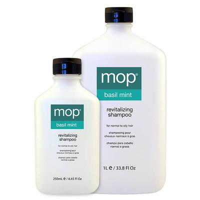 MOP Basil Mint Revitalizing Shampoo