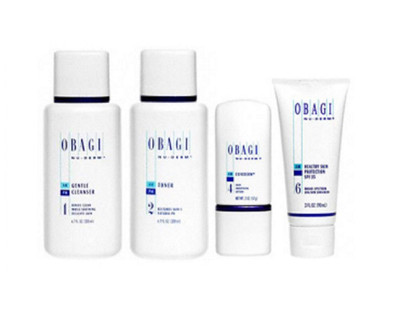 Obagi Nu-Derm Maintenance Kit for Dry Skin