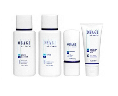 Obagi Nu-Derm Maintenance Kit for Dry Skin