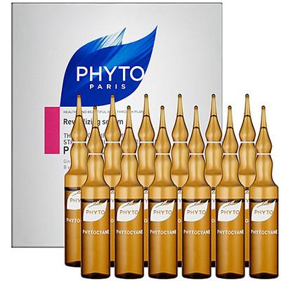 Phyto Phytocyane Revitalizing Serum (12 x .25 oz ampoules)