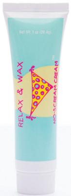 Relax & Wax No-Scream Cream