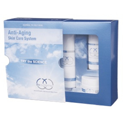 Rx Systems Anti Aging Skin Care System Normal to Dry