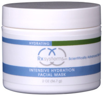 Rx Systems Intensive Hydration Facial Mask 2 oz