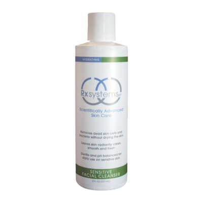 Rx Systems Sensitive Facial Cleanser