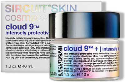 Sircuit Skin Cloud 9+ Intensely Protective Moisture Crème