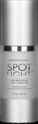AminoGenesis SpotLight Skin Brightener and Corrector