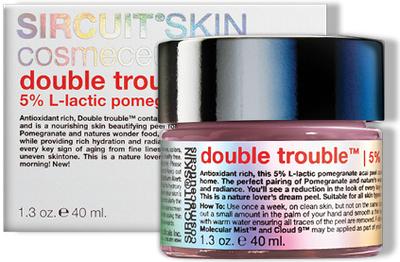 Sircuit Skin Double Trouble 5% L-lactic Pomegranate Acai Peel
