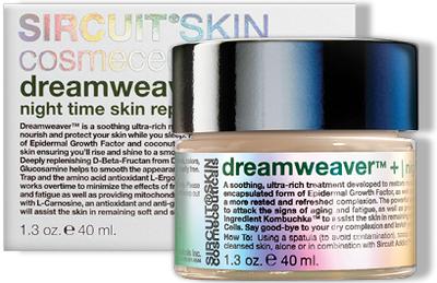 Sircuit Skin Dreamweaver+ Night Time Skin Repair