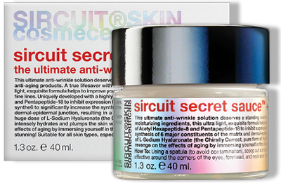 Sircuit Skin Sircuit Secret Sauce+ The Ultimate Anti-Wrinkle Solution