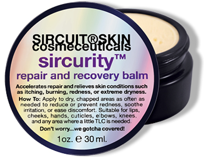 Sircuit Skin Sircurity Repair and Recovery Balm