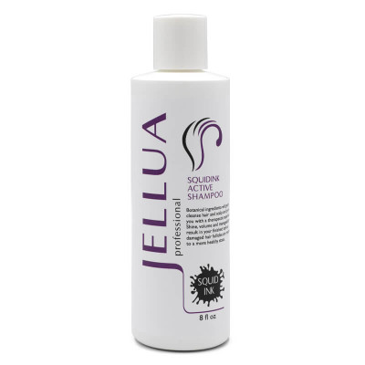 Jellua Squid Ink Active Shampoo 8 oz