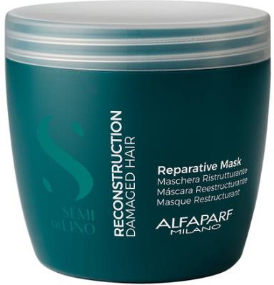 Alfaparf Semi Di Lino Reconstruction Reparative Mask 16.9 oz