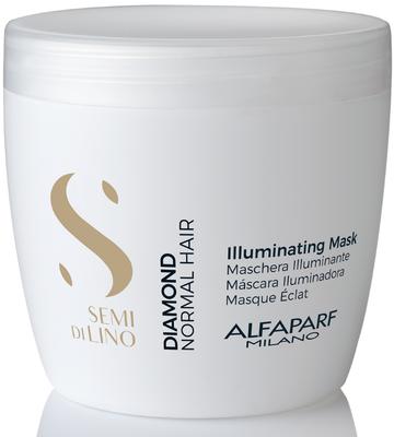 Alfaparf Semi Di Lino Diamond Illuminating Mask 16.9 oz