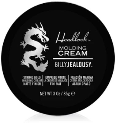 Billy Jealousy Headlock Hair Molding Cream 3 oz.