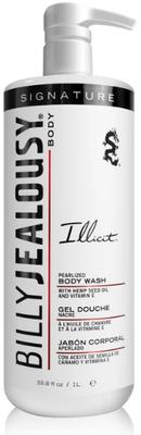 Billy Jealousy Illicit Pearlized Body Wash 33.8 oz
