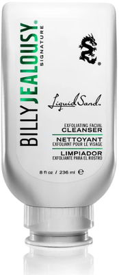 Billy Jealousy LiquidSand Facial Cleanser 8 oz