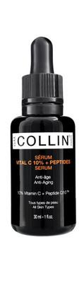 G.M. Collin Vital C 10% + Peptides Serum