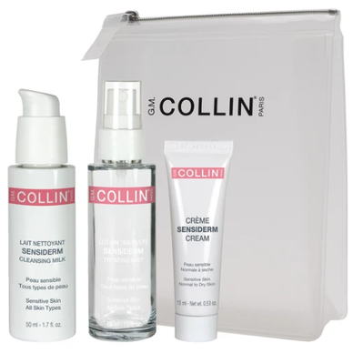 G.M. Collin Soothing Travel Kit