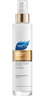 Phyto Huile Soyeuse Lightweight Hydrating Oil 3.4 oz