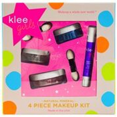 Luna Star Klee Girls Natural Mineral Makeup Kit - Shining Through