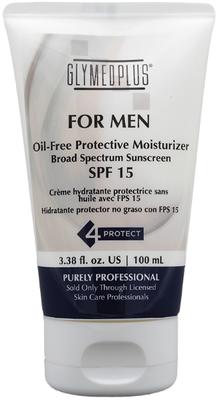 GlyMed Plus For Men Oil Free Protective Moisturizer SPF 15