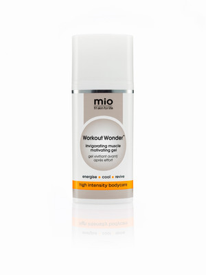 Mio Workout Wonder Invigorating Muscle Gel 3.4 oz