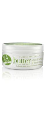 Cuccio Naturale White Limetta and Aloe Vera Butter Blend 8oz