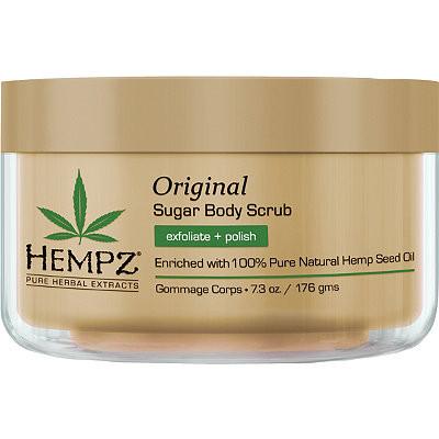 Hempz Original Sugar Body Scrub 7.3 oz