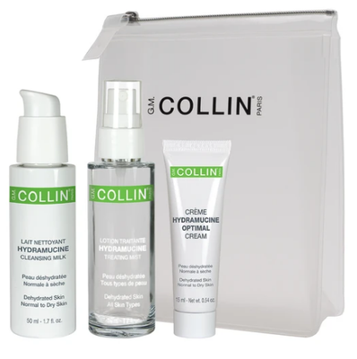G.M. Collin Hydrating Travel Kit