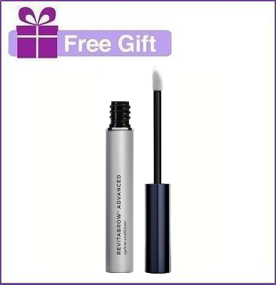 FREE RevitaBrow Advanced Deluxe Eyebrow Conditioner Sample with Purchase of $99+ of RevitaLash Products