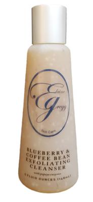 Elaine Gregg Blueberry & Coffee Bean Exfoliating Cleanser