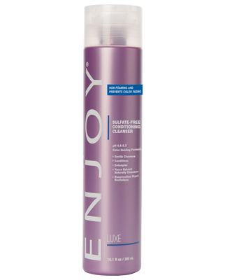 Enjoy Sulfate-Free Conditioning Cleanser