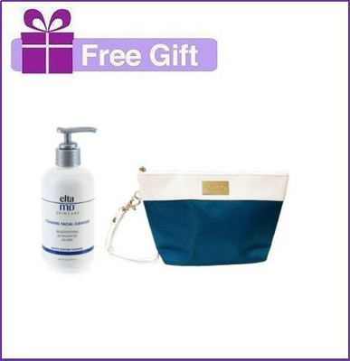 Free EltaMD Foaming Cleanser and Foreo Bag with purchase of a Foreo Device
