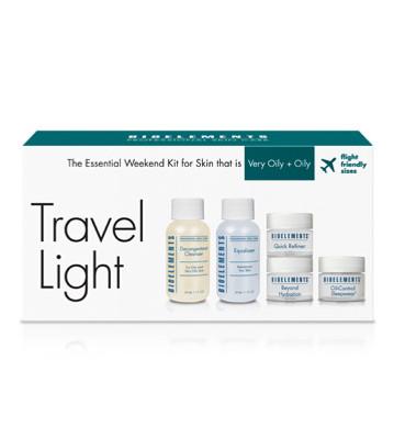 Bioelements Travel Light Kit - Very Oily + Oily