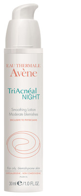 Avene TriAcnéal NIGHT Smoothing Lotion