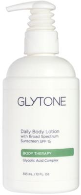 Glytone Daily Body Lotion SPF 15