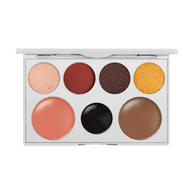 PUR Transformation Sculpting Eye Shadow and Cheek Palette